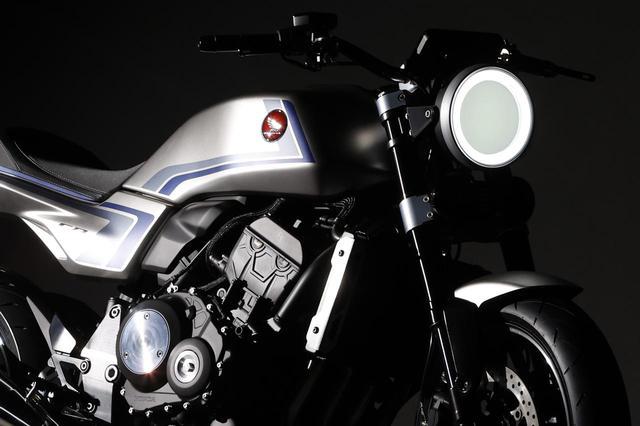 画像: ホンダ「CB-Fコンセプト」が市販化されたらどうなる? 〈スタイリング予想〉 元CB750Fオーナー太田安治のスペシャルコラム - webオートバイ