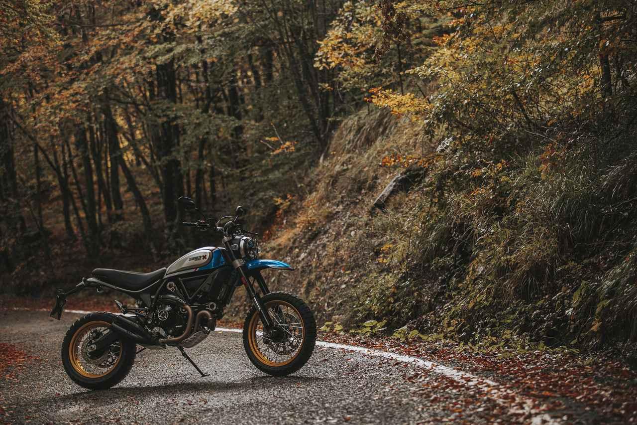Images : 14番目の画像 - 2021ドゥカティ・スクランブラー・デザートスレッド&アイコン - webオートバイ