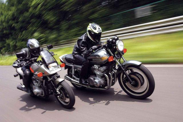 """画像: 【1979年HONDA CB750F[FZ]】大型二輪免許が取れる今だって""""ナナハン""""はライダーの憧れだ!【絶版車オブ・ザ・イヤー特別編】 - webオートバイ"""