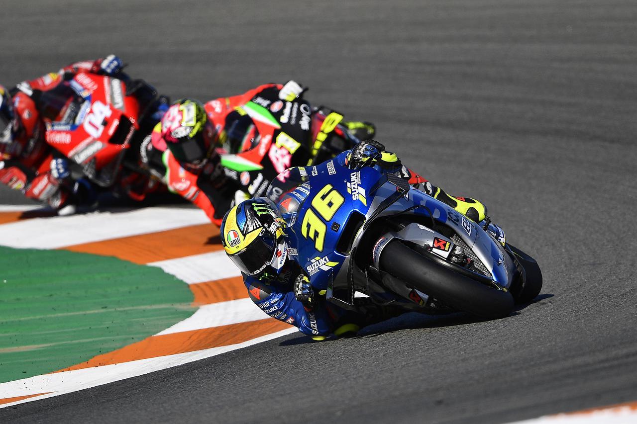 画像: 終盤、7番手を走行 あと3人に抜かれたら、このレースでのチャンピオン確定はなかった