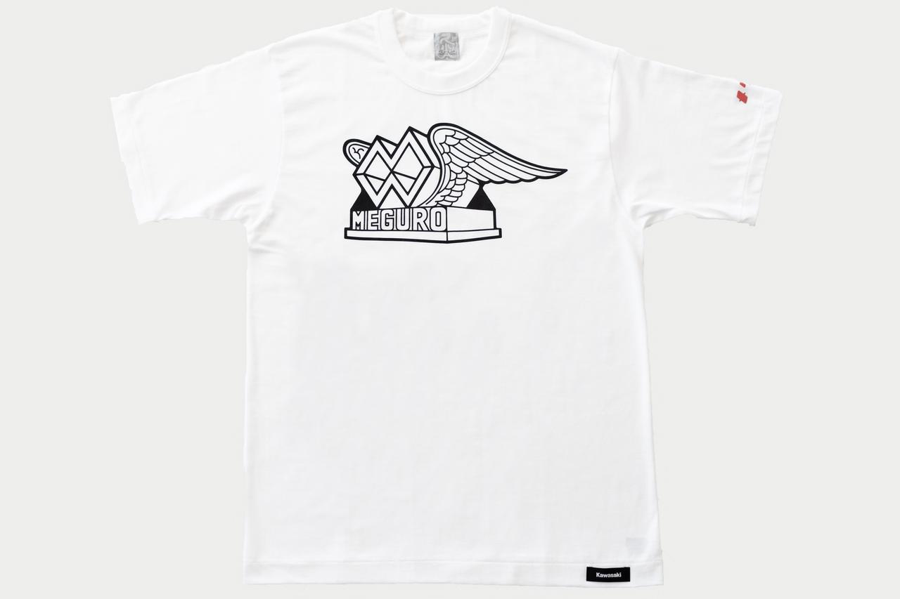 画像5: カワサキが〈メグロ〉グッズの展開を発表! 新型車「メグロK3」の誕生を記念してTシャツとキャップを発売【2021速報】