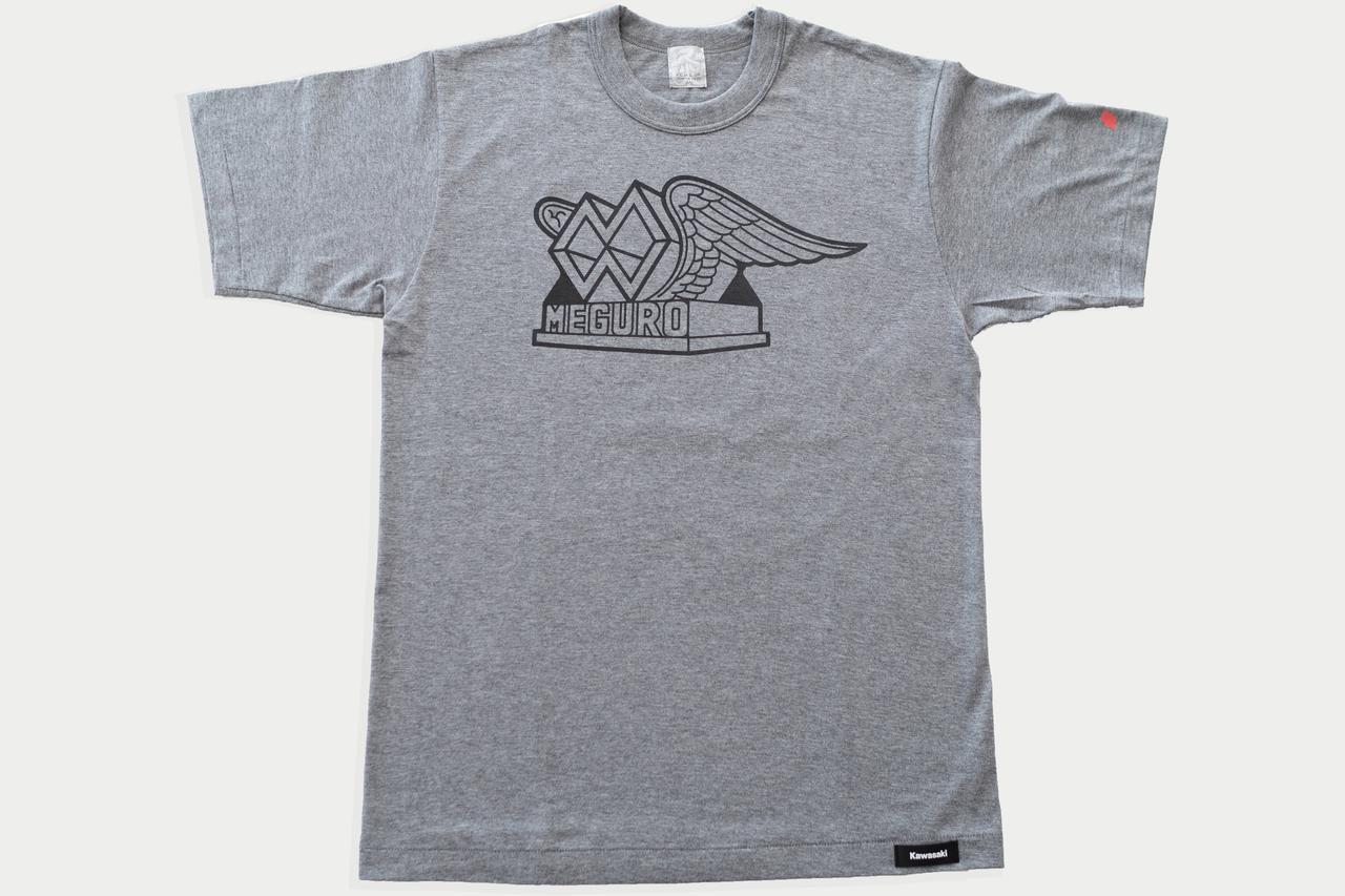 画像6: カワサキが〈メグロ〉グッズの展開を発表! 新型車「メグロK3」の誕生を記念してTシャツとキャップを発売【2021速報】