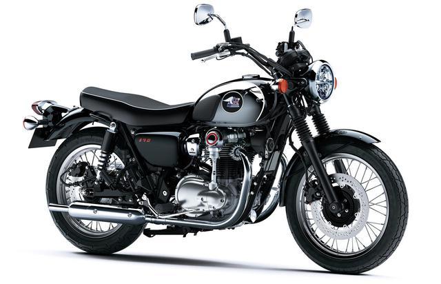 画像1: Kawasaki MEGURO K3 総排気量:773cc エンジン形式:空冷4ストSOHC4バルブ並列2気筒 発売日:2021年2月1日 メーカー希望小売価格:税込127万6000円
