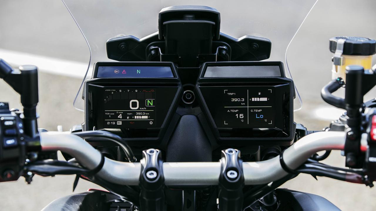 画像1: 電子制御デバイスも充実、メーターは大胆デザイン!