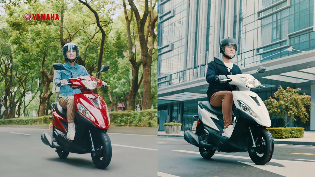 画像: 「讓心 嚮自由」 JOG 125 輕盈上市| Yamaha Motor Taiwan 台灣山葉機車 www.youtube.com
