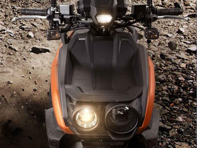 画像: 【2021速報】台湾ヤマハが新型「BW'S125」(ビーウィズ125)を発表! 元祖オフロードスクーター、新世代へ! - webオートバイ