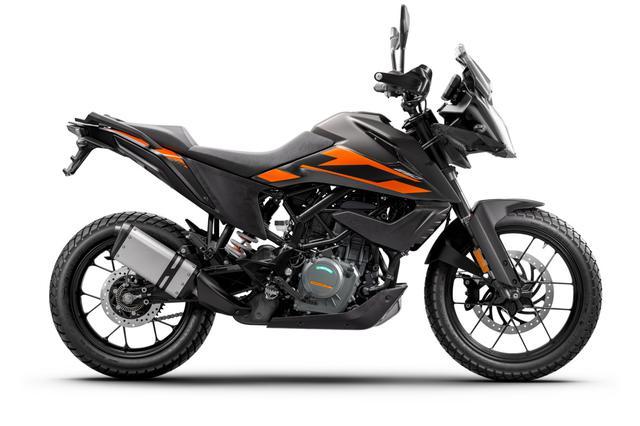 画像11: 【2021速報】KTM「250アドベンチャー」の日本での発売が決定! 扱いやすくてロングツーリングも楽しめる新たな250ccバイク