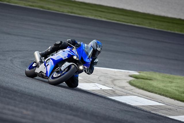 画像1: どうなる「YZF-R6」、欧州でサーキット専用モデルのみ2021年モデルが発表