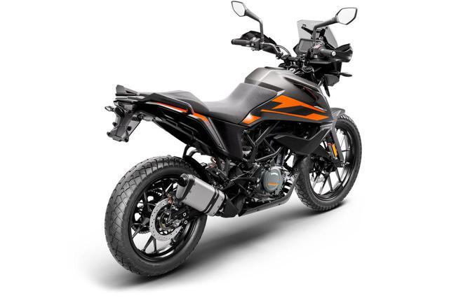 画像9: 【2021速報】KTM「250アドベンチャー」の日本での発売が決定! 扱いやすくてロングツーリングも楽しめる新たな250ccバイク