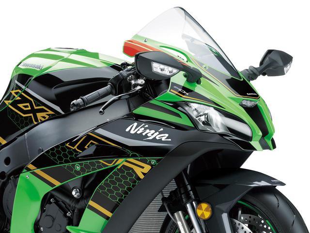 画像: カワサキが「Ninja ZX-10R KRT EDITION」の2020年モデル情報 - webオートバイ
