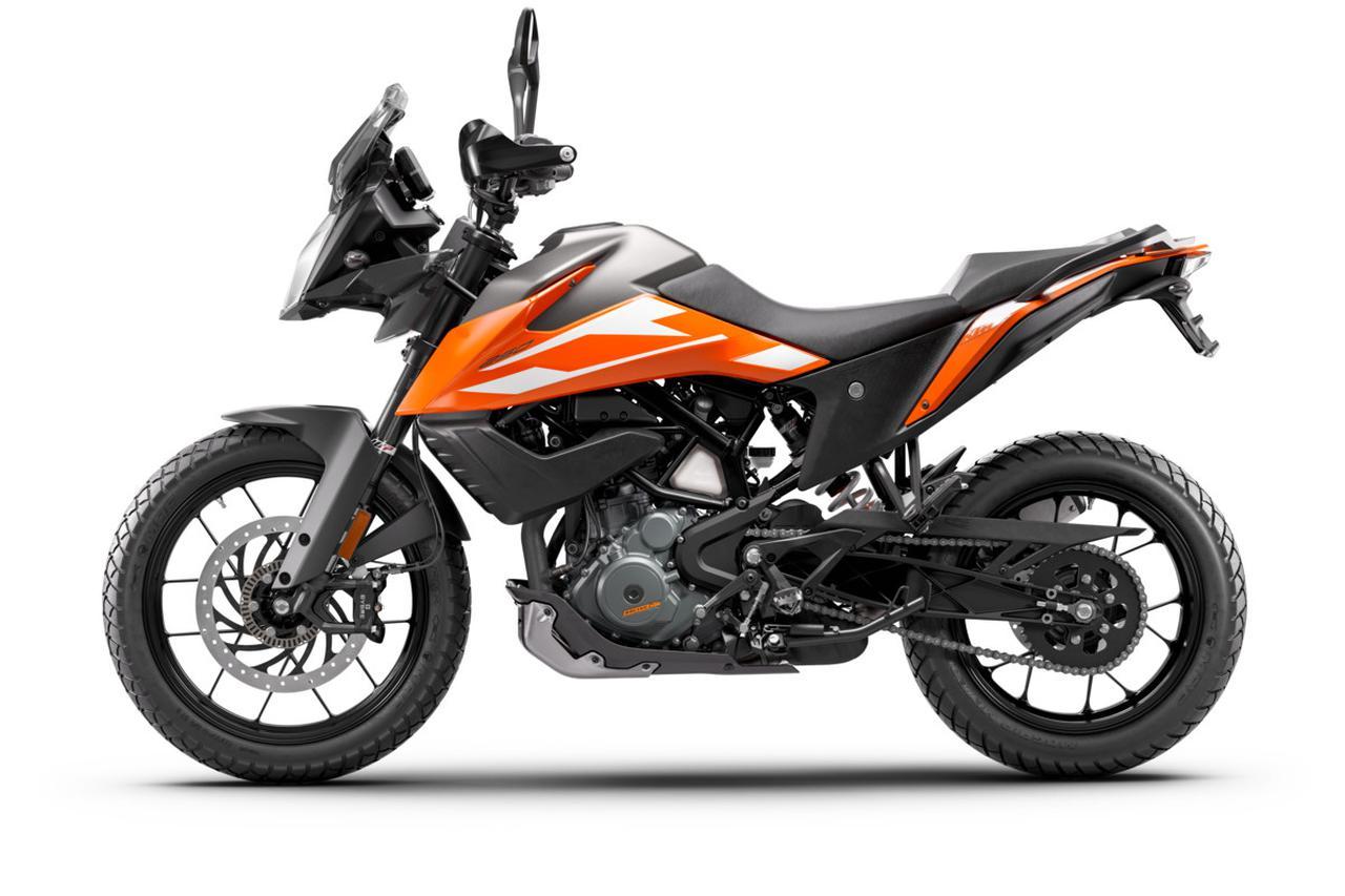 Images : 3番目の画像 - 【写真19枚】KTM 250 ADVENTURE - webオートバイ