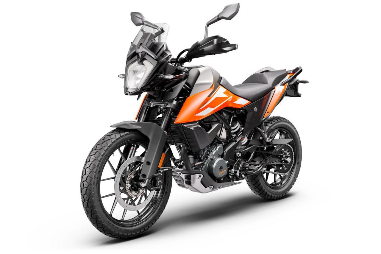 画像2: 【2021速報】KTM「250アドベンチャー」の日本での発売が決定! 扱いやすくてロングツーリングも楽しめる新たな250ccバイク