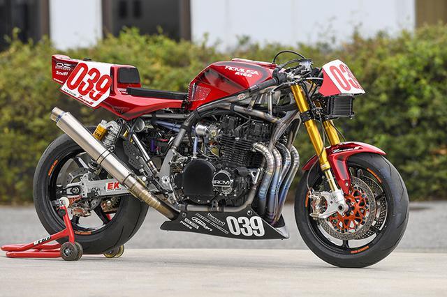 画像: ACサンクチュアリー Z RACERⅢ(RCM-USA A16) | ヘリテイジ&レジェンズ|Heritage& Legends