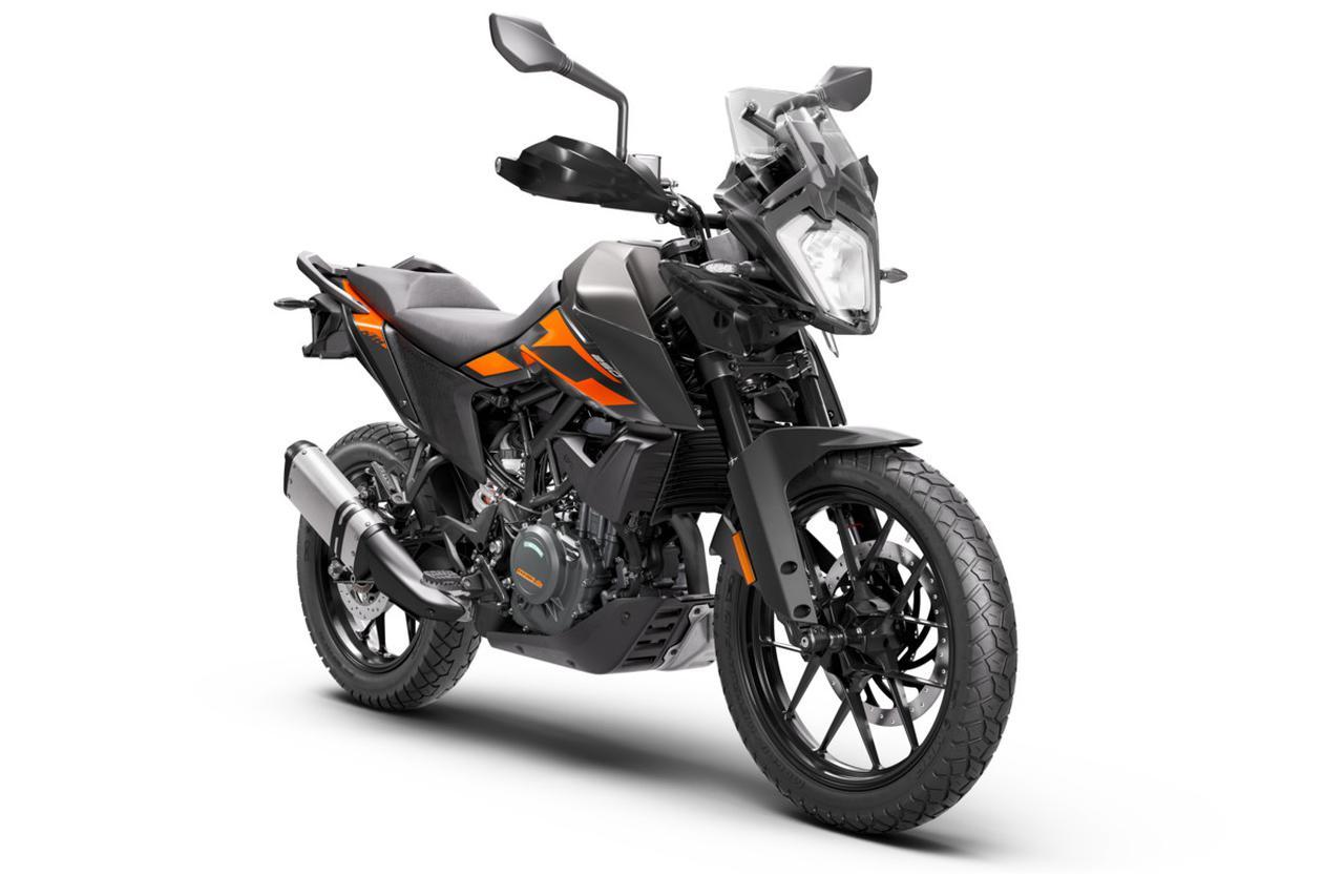 Images : 6番目の画像 - 【写真19枚】KTM 250 ADVENTURE - webオートバイ