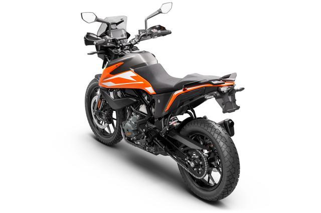 画像4: 【2021速報】KTM「250アドベンチャー」の日本での発売が決定! 扱いやすくてロングツーリングも楽しめる新たな250ccバイク