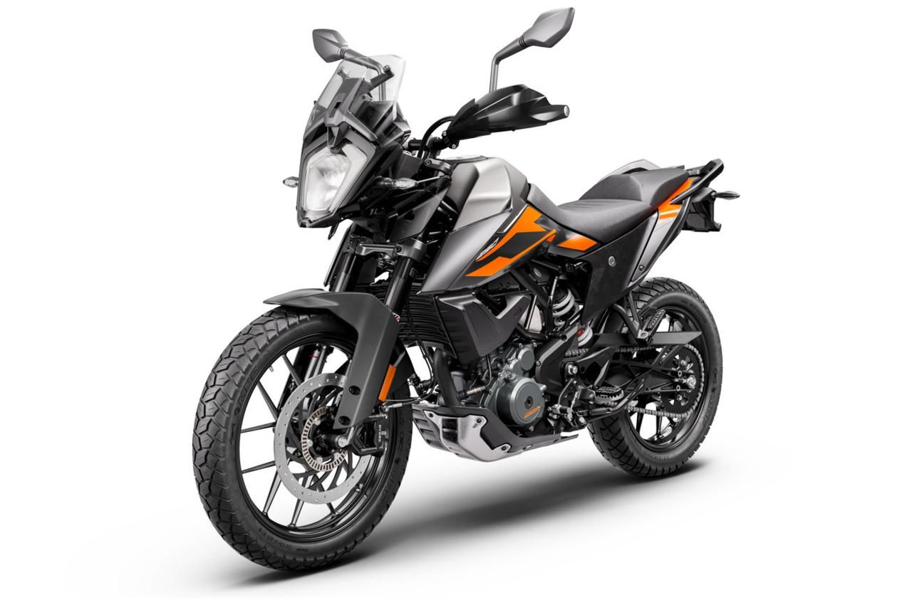 Images : 5番目の画像 - 【写真19枚】KTM 250 ADVENTURE - webオートバイ