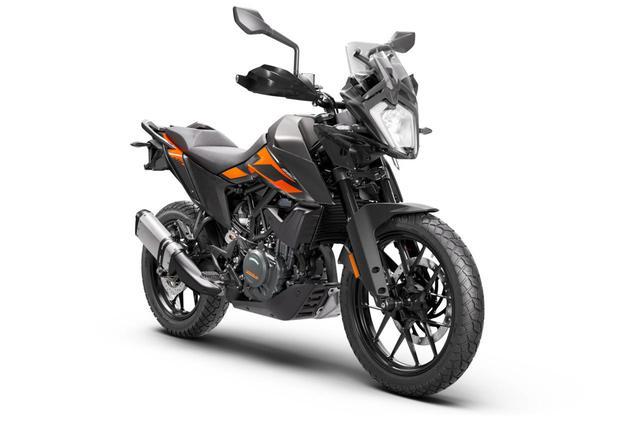 画像7: 【2021速報】KTM「250アドベンチャー」の日本での発売が決定! 扱いやすくてロングツーリングも楽しめる新たな250ccバイク