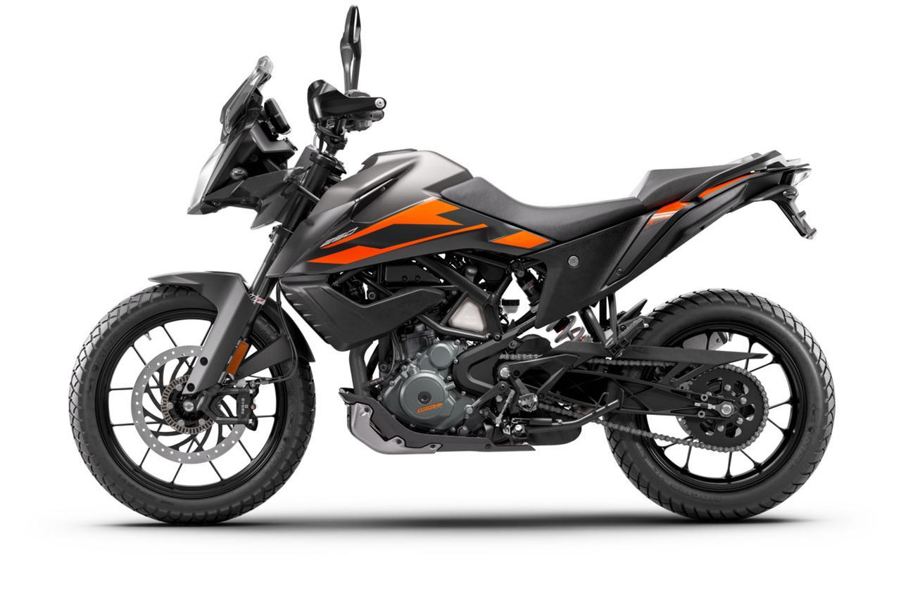 Images : 2番目の画像 - 【写真19枚】KTM 250 ADVENTURE - webオートバイ