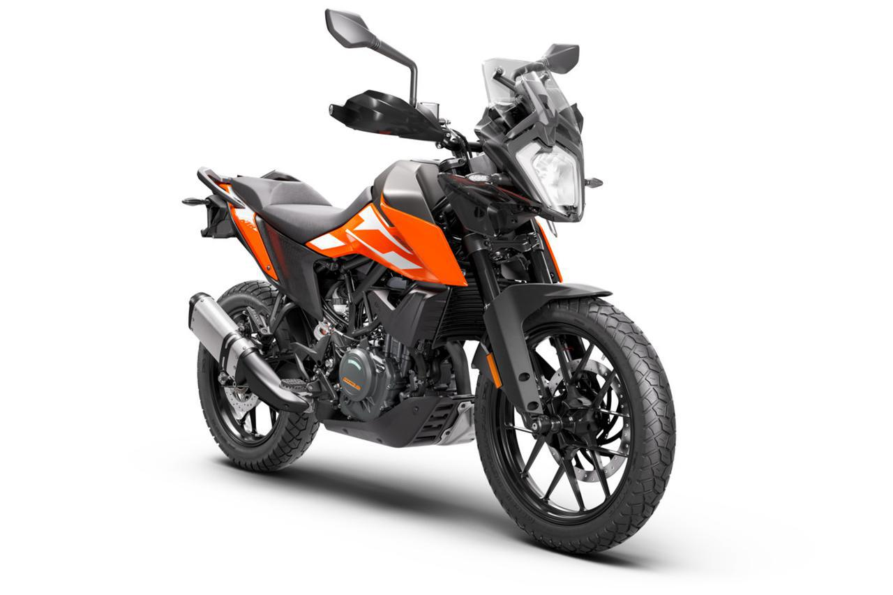 画像3: 【2021速報】KTM「250アドベンチャー」の日本での発売が決定! 扱いやすくてロングツーリングも楽しめる新たな250ccバイク