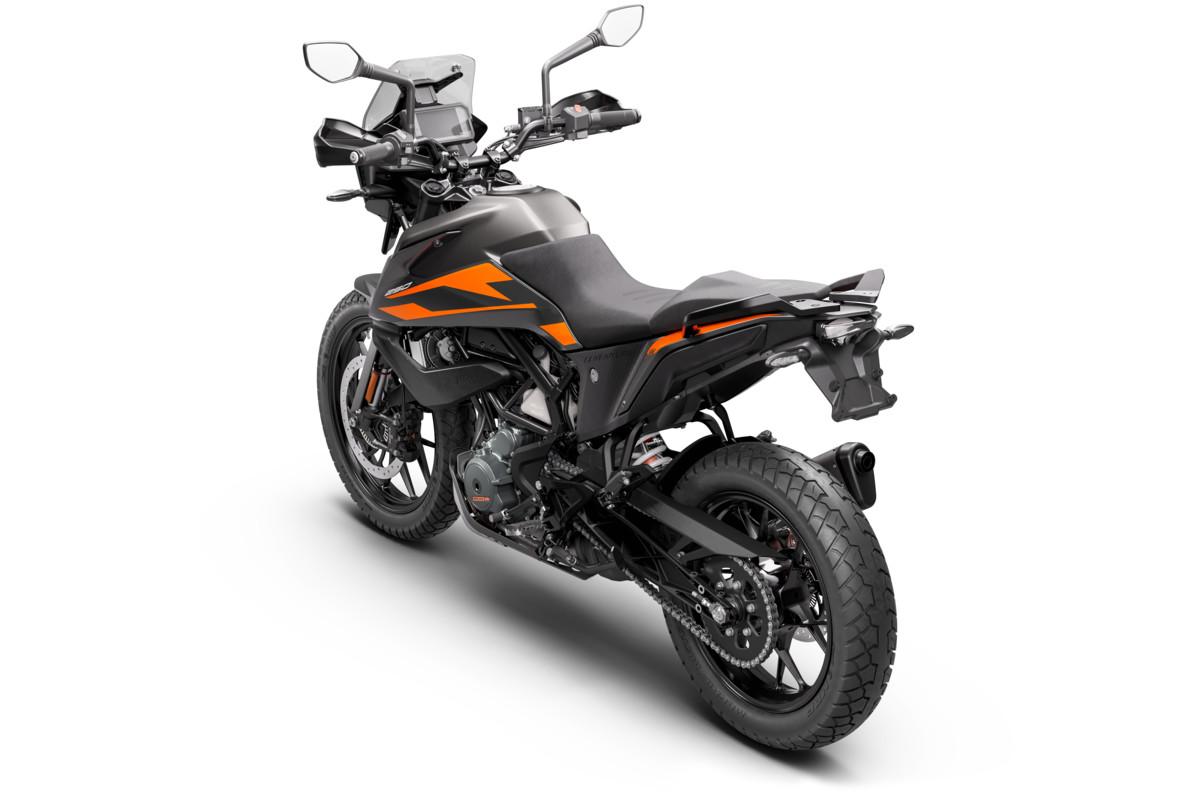 画像8: 【2021速報】KTM「250アドベンチャー」の日本での発売が決定! 扱いやすくてロングツーリングも楽しめる新たな250ccバイク