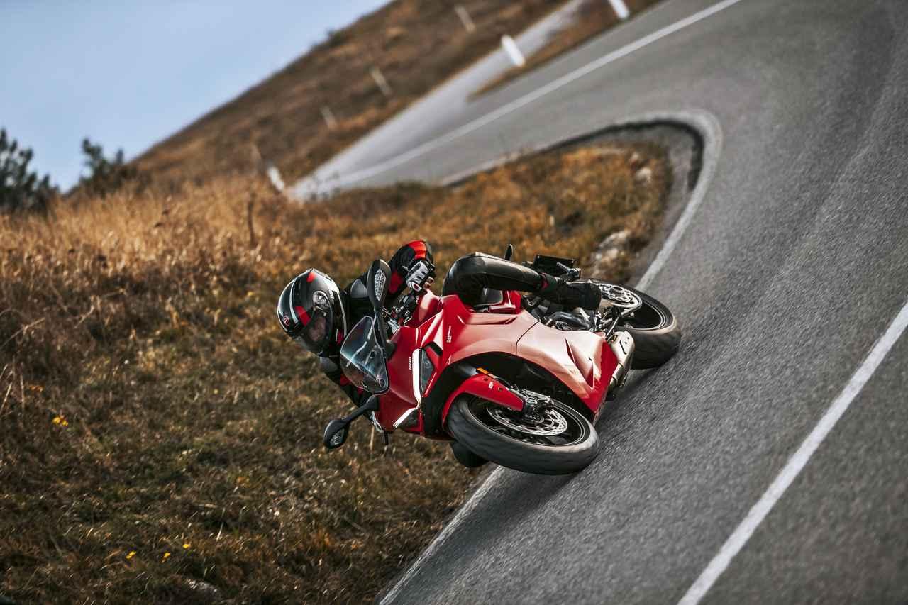 Images : 13番目の画像 - 【写真54枚】2021年型ドゥカティ・スーパースポーツ950/S - webオートバイ
