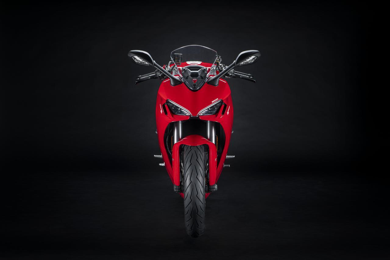 Images : 9番目の画像 - 【写真54枚】2021年型ドゥカティ・スーパースポーツ950/S - webオートバイ