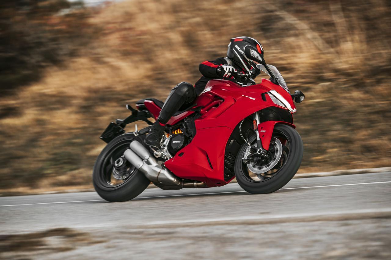 Images : 12番目の画像 - 【写真54枚】2021年型ドゥカティ・スーパースポーツ950/S - webオートバイ