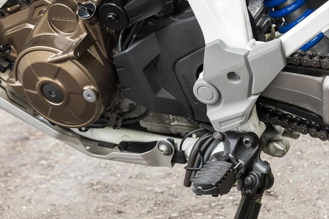 画像3: 【各部の解説】CRF1100L Africa Twin Adventure Sports ES Dual Clutch Transmission