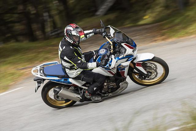 画像1: ツーリングを通してバイクを楽しみ尽くす。