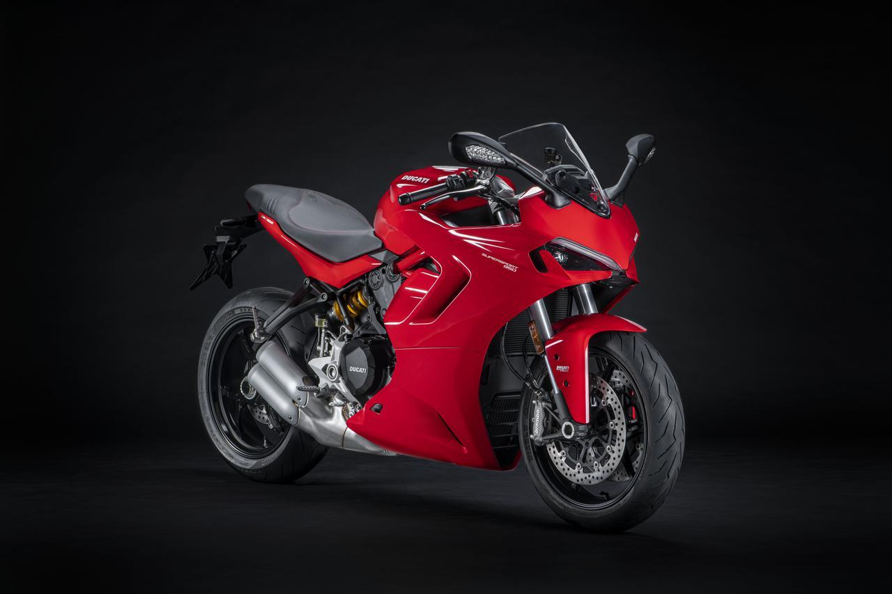 Images : 5番目の画像 - 【写真54枚】2021年型ドゥカティ・スーパースポーツ950/S - webオートバイ