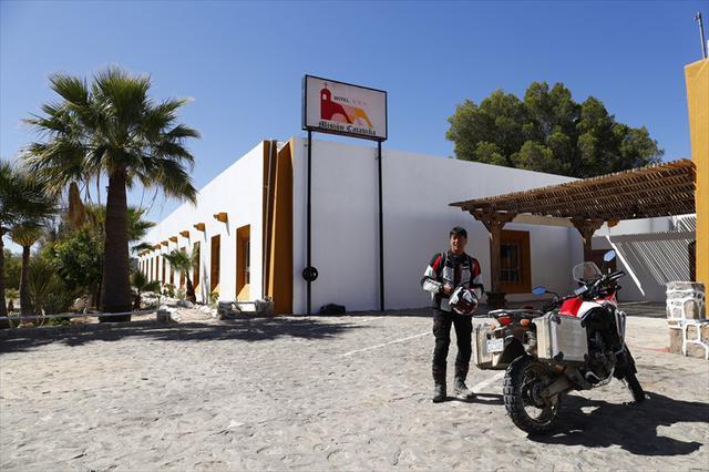 画像: Honda CRF1000L Africa Twinで、 バハを駆ける──後編 | WEB Mr.BIKE