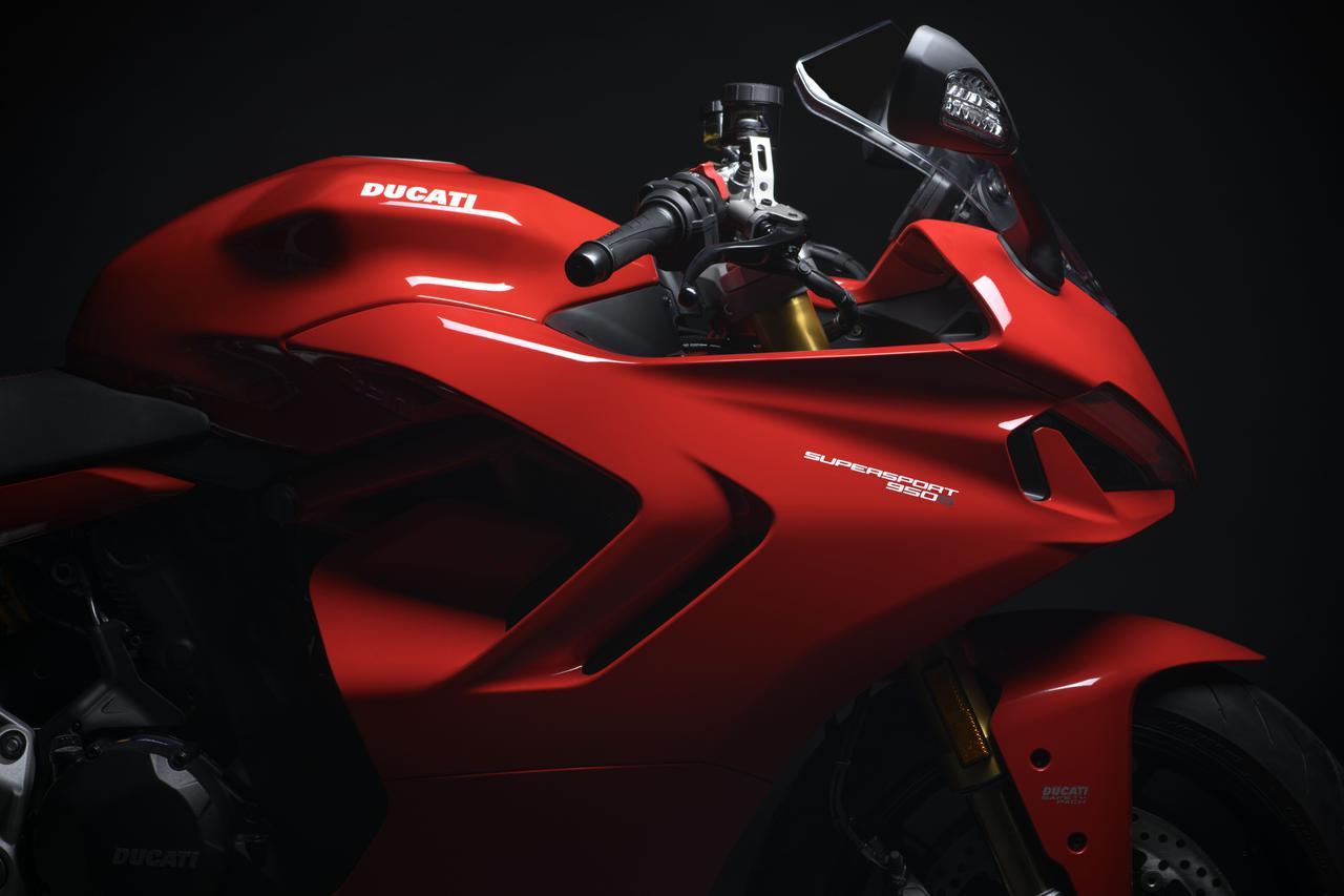 画像2: ドゥカティ「スーパースポーツ950」車両概要