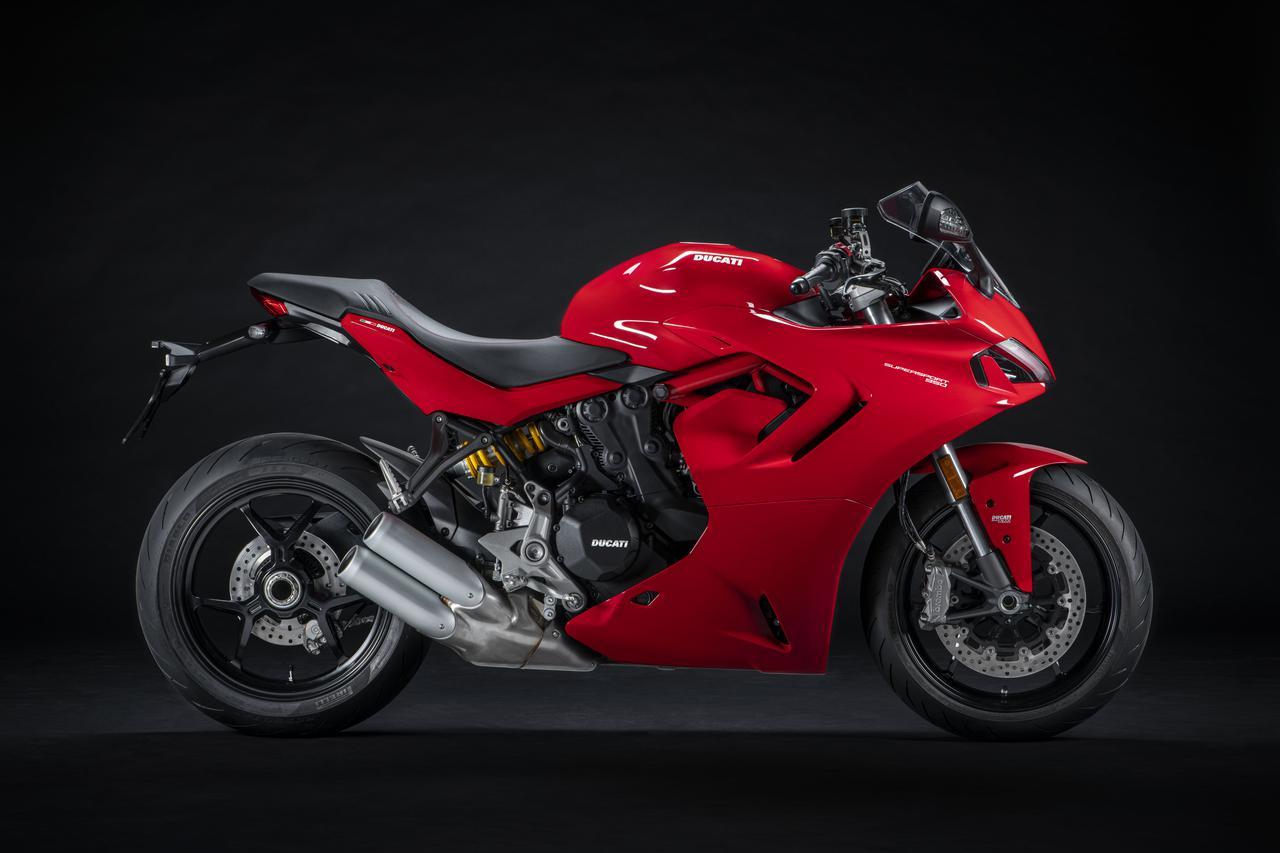 Images : 1番目の画像 - 【写真54枚】2021年型ドゥカティ・スーパースポーツ950/S - webオートバイ