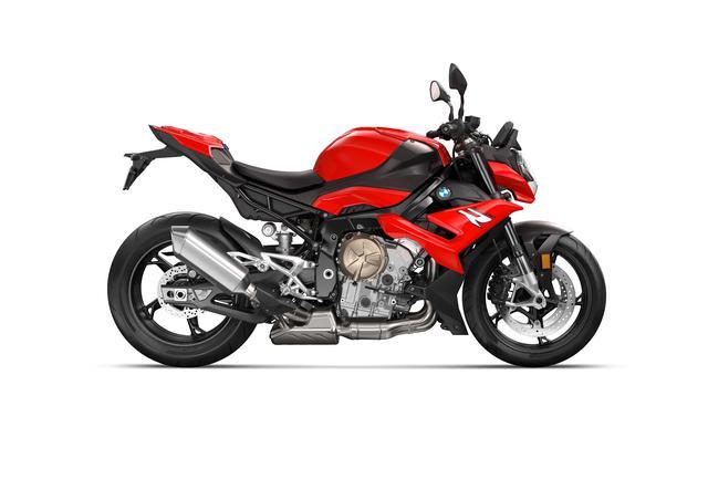 画像2: ベースモデルが最新スーパースポーツ「S1000RR」に。公道でのライディングに合わせて最適化