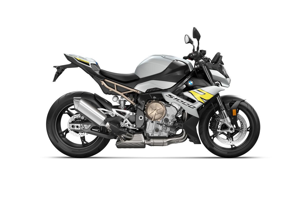 Images : 3番目の画像 - 【写真31枚】BMW 新型S1000Rシリーズ - webオートバイ