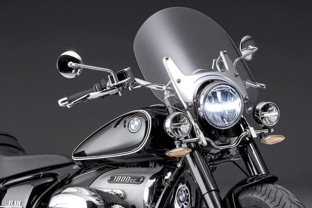 画像: BMW「R18」の派生モデルが登場! ツーリング性能に長ける「R18 クラシック」【2021速報】 - webオートバイ