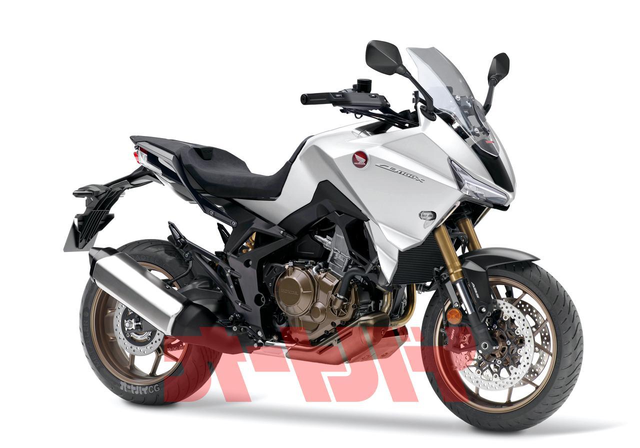 Images : 2番目の画像 - Honda CB1100X(予想CG) - webオートバイ