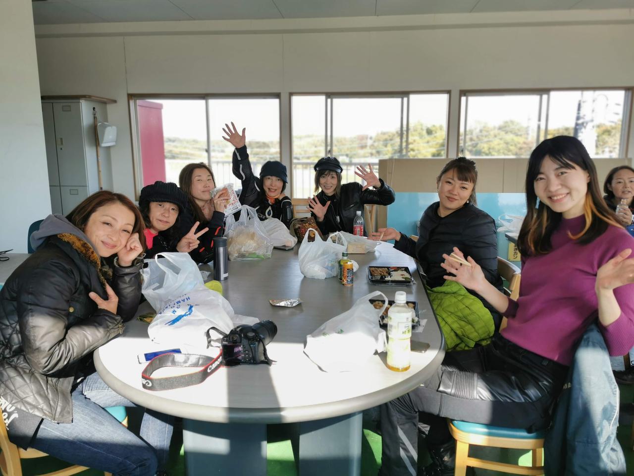 画像: お昼休みですね〜(^^)