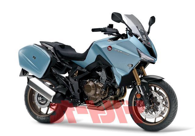 画像1: Honda CB1100X (予想CG)