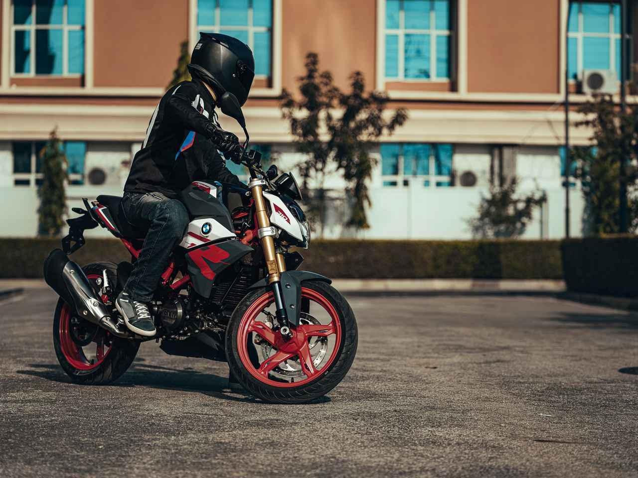 Images : 14番目の画像 - 【写真21枚】BMW「G310R」2021年新型モデル - webオートバイ