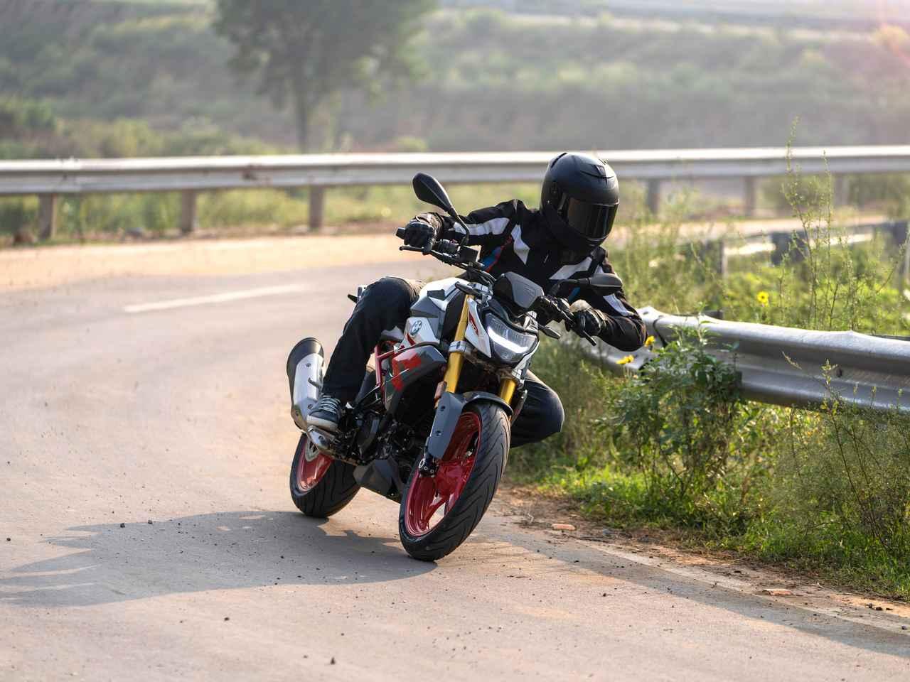 Images : 10番目の画像 - 【写真21枚】BMW「G310R」2021年新型モデル - webオートバイ