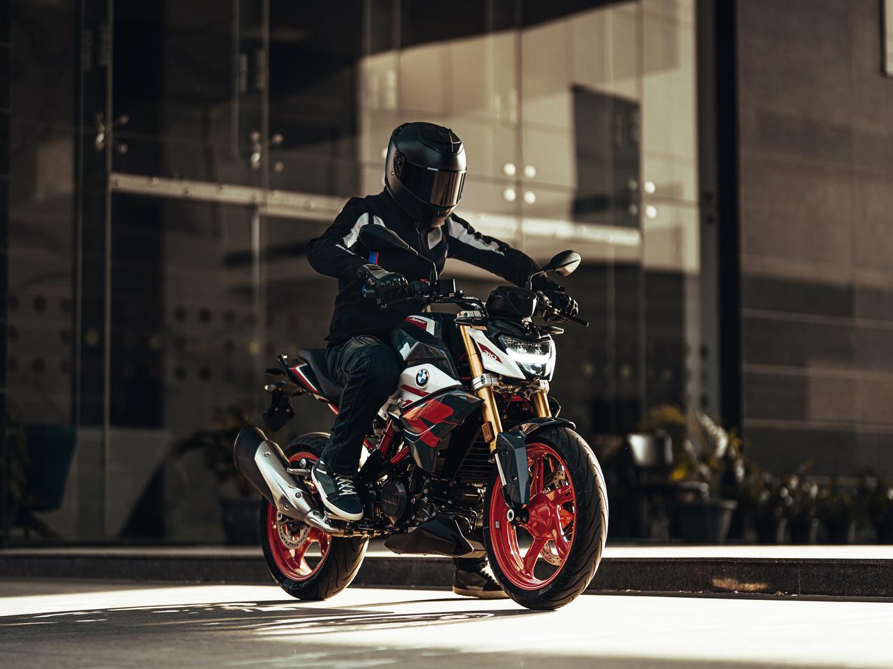 Images : 18番目の画像 - 【写真21枚】BMW「G310R」2021年新型モデル - webオートバイ