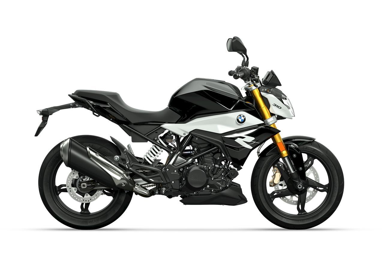 Images : 2番目の画像 - 【写真21枚】BMW「G310R」2021年新型モデル - webオートバイ