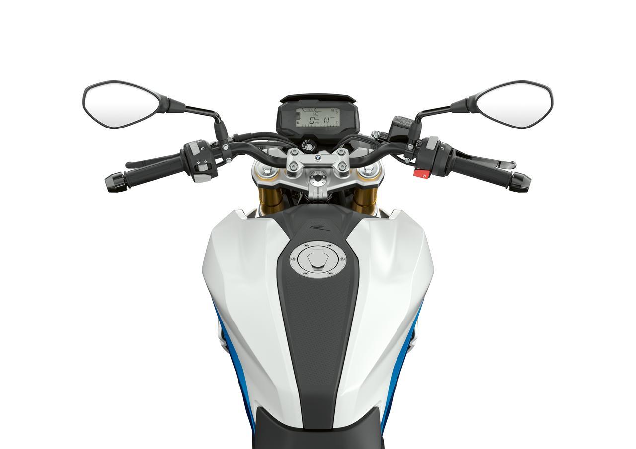 Images : 7番目の画像 - 【写真21枚】BMW「G310R」2021年新型モデル - webオートバイ