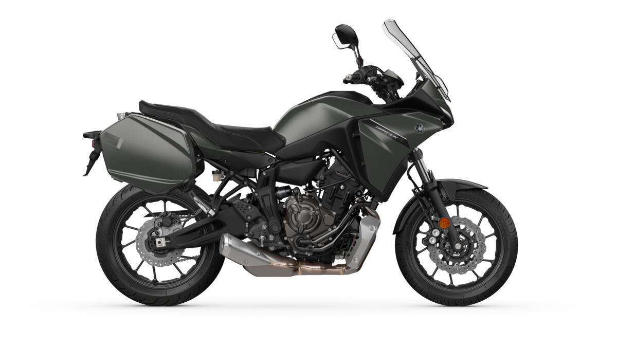 Images : 4番目の画像 - 【写真21枚】YAMAHA 「トレーサー7 GT」 - webオートバイ