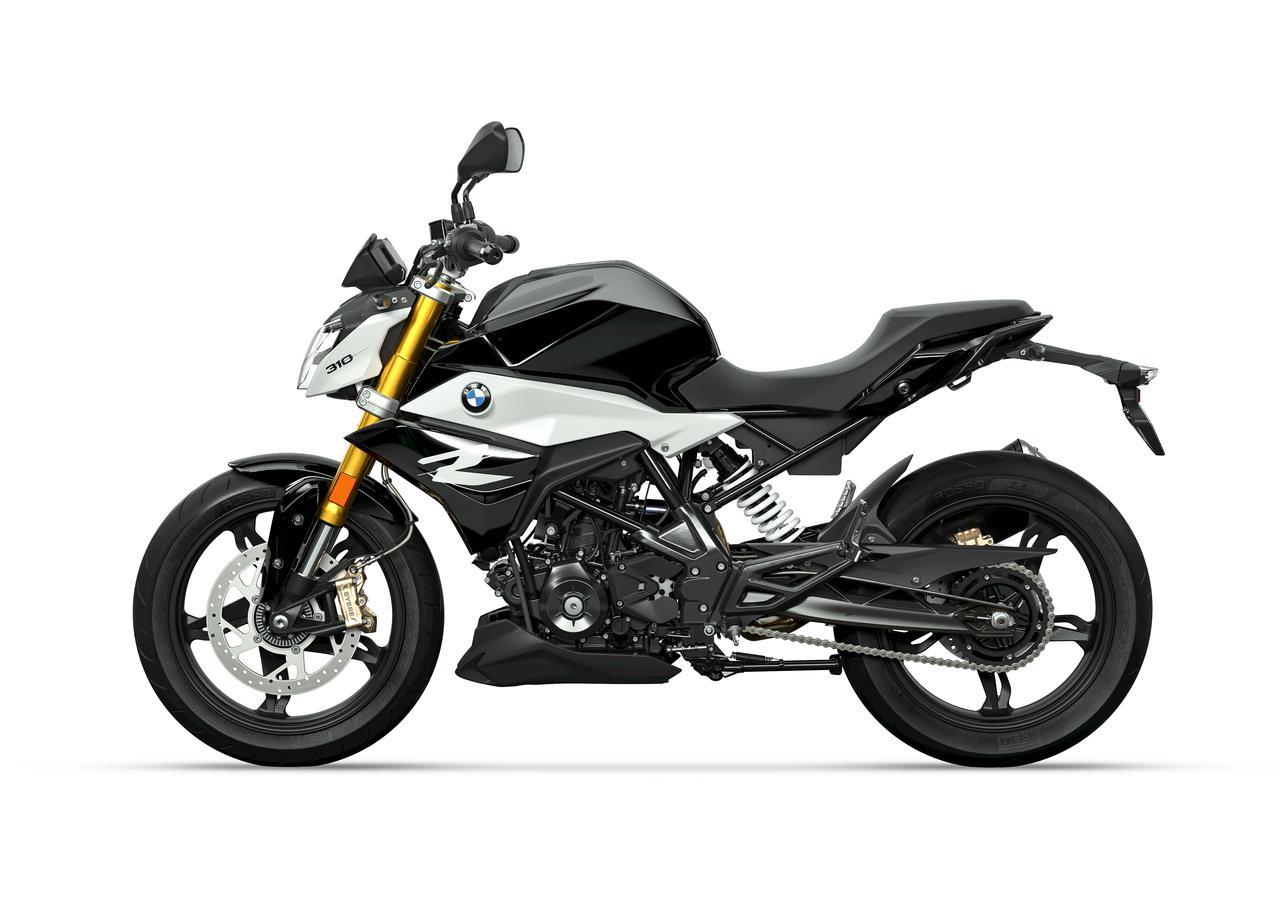 Images : 1番目の画像 - 【写真21枚】BMW「G310R」2021年新型モデル - webオートバイ