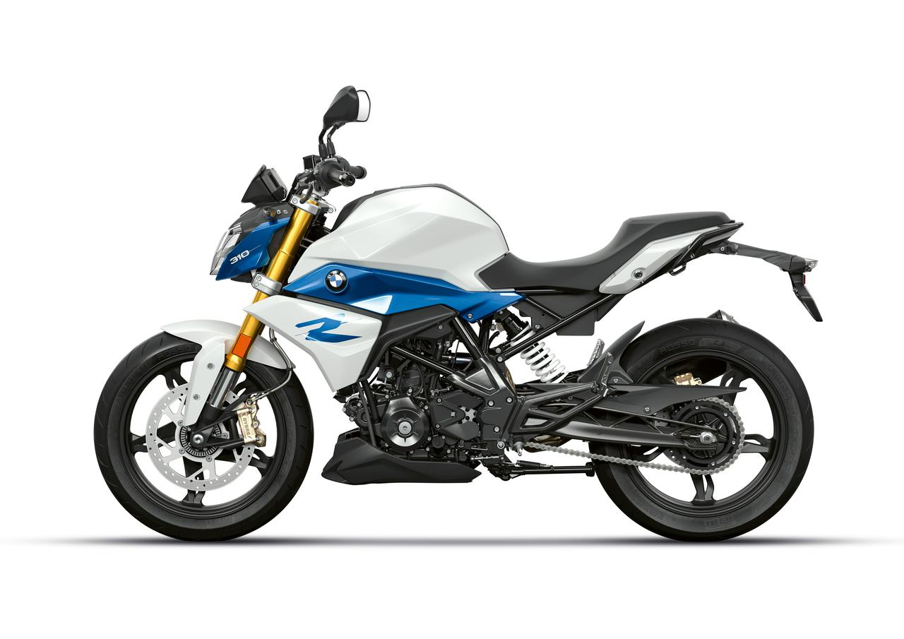 Images : 8番目の画像 - 【写真21枚】BMW「G310R」2021年新型モデル - webオートバイ