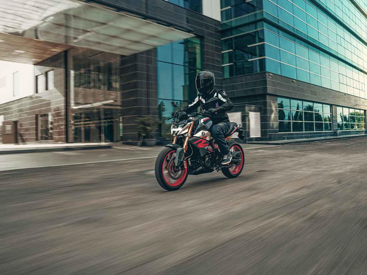 Images : 11番目の画像 - 【写真21枚】BMW「G310R」2021年新型モデル - webオートバイ