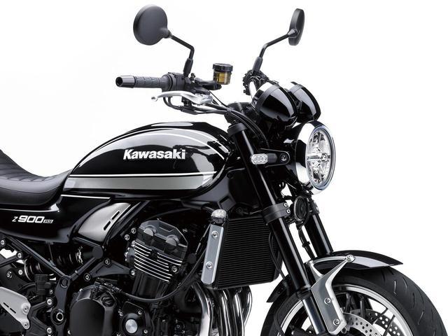画像: カワサキ「Z900RS」2021年モデル情報 - webオートバイ