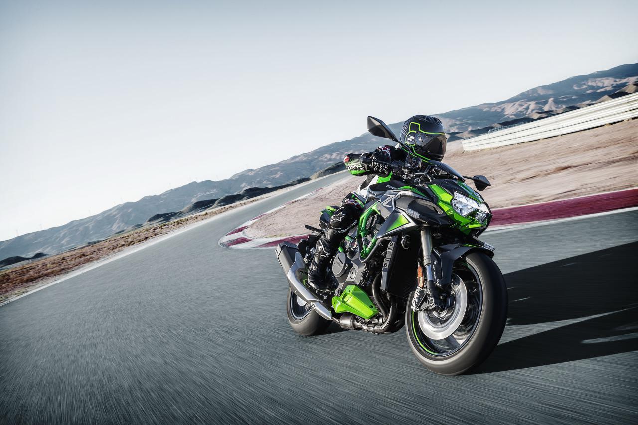 Images : 8番目の画像 - 【写真16枚】カワサキ Z H2 SE(欧州仕様) - webオートバイ